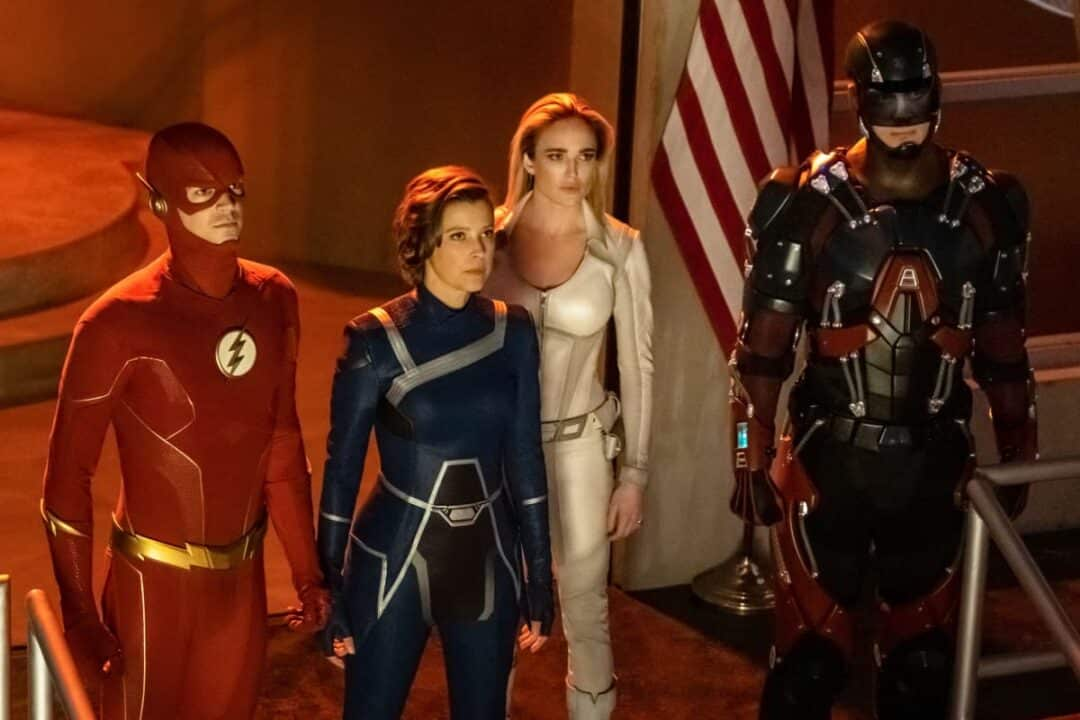 DC's Legends of Tomorrow 5 - Cinematographe.it