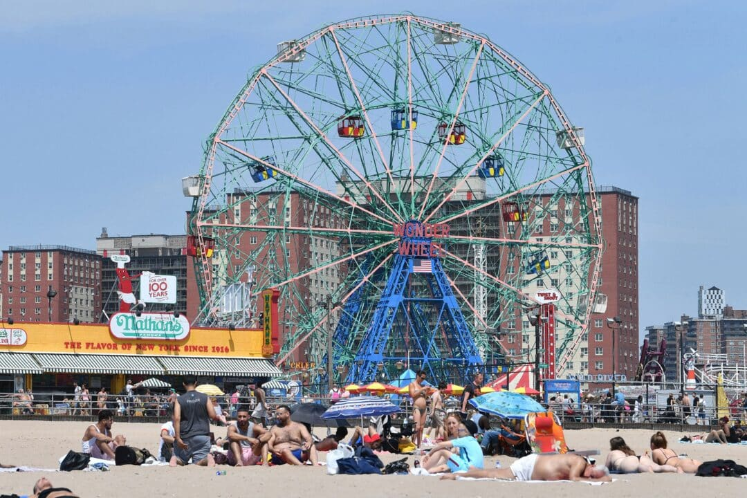 Luna Park Coney Island - Cinematographe.it