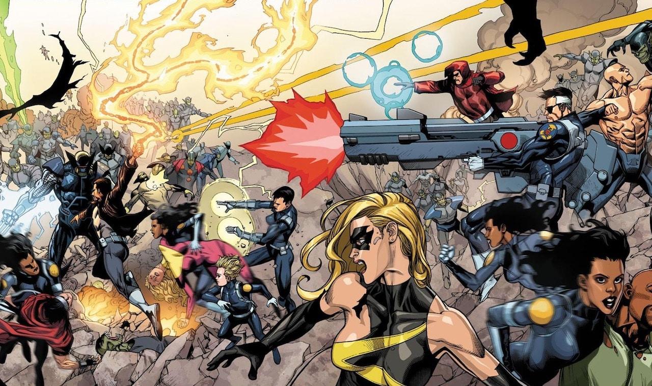 Secret Warriors: Marvel sviluppa un progetto segreto?