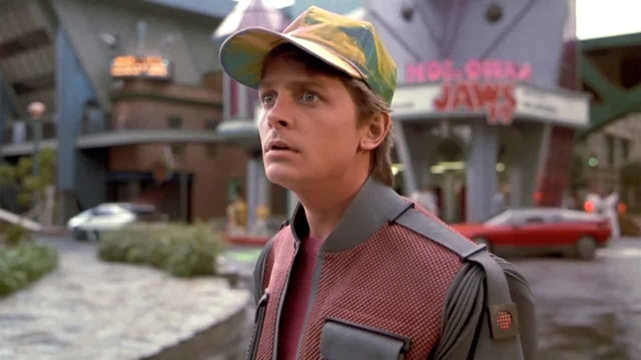 Michael J. Fox - Ritorno al futuro Parte II - cinematographe.it