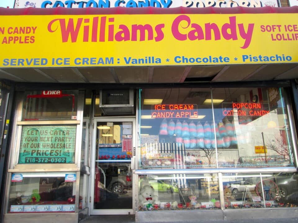 Williams Candy - Cinematographe.it