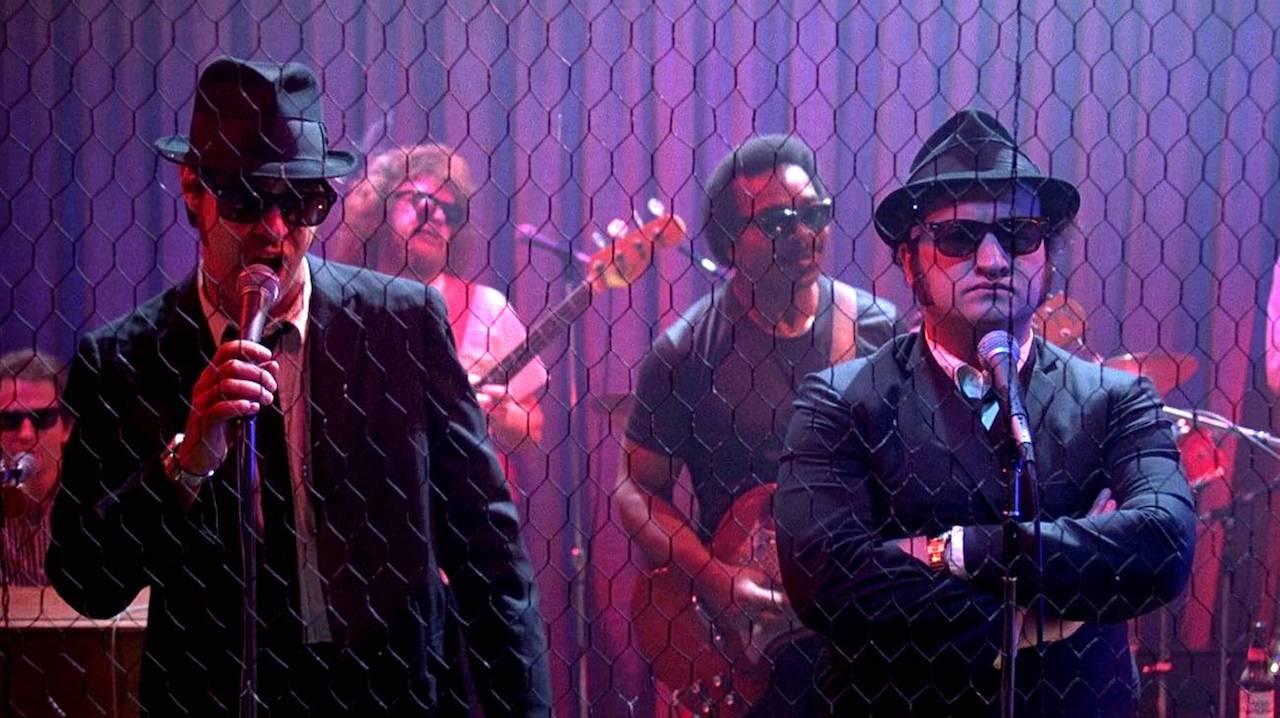 the blues brothers, cinematographe