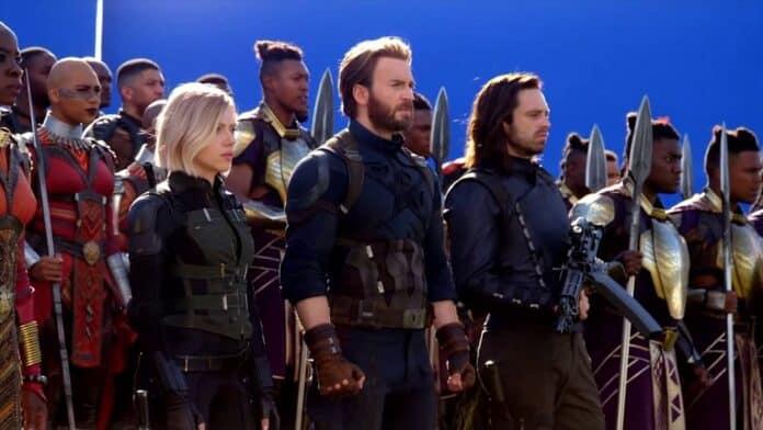 Avengers: Infinity War cinematographe.it