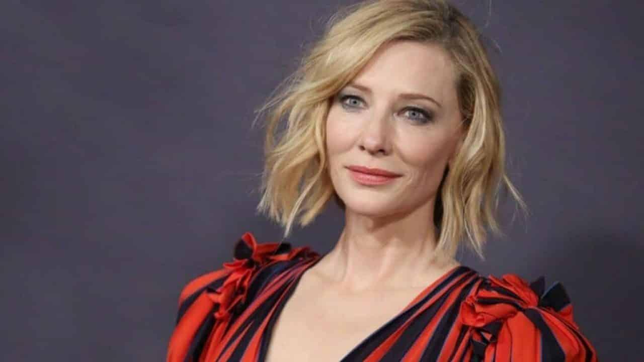 Cate Blanchett - Cinematographe.it
