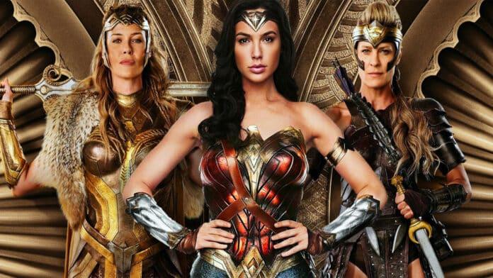 Gal Gadot Wonder Woman 1984 cinematographe.it