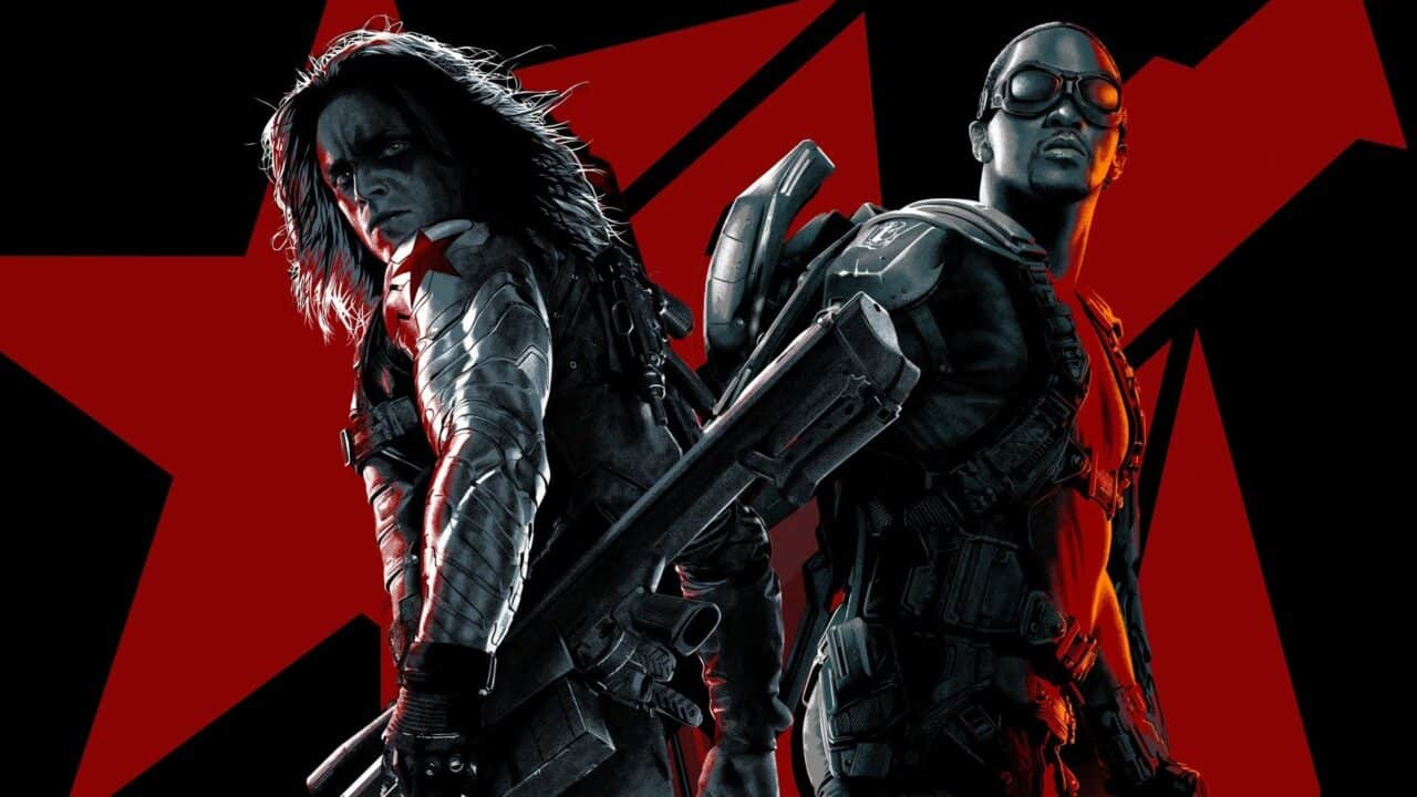 the falcon and winter soldier; cinematographe.it