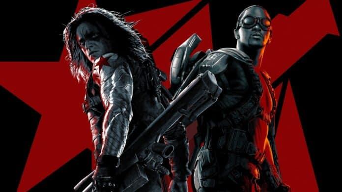 Captain America, the falcon and winter soldier cinematographe.it