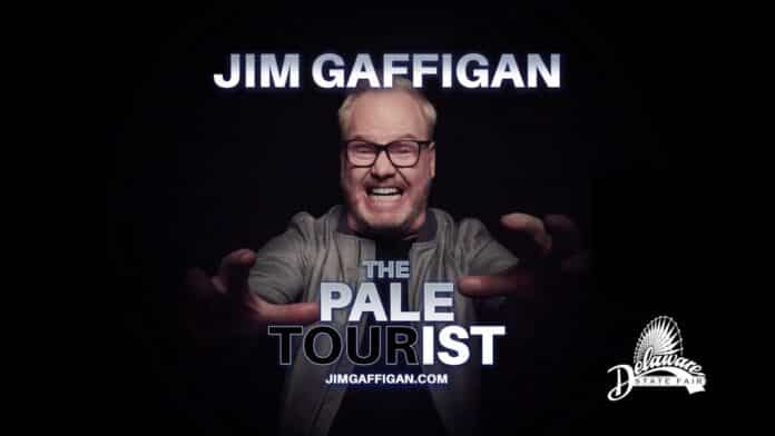 Amazon - Jim Gaffigan The Pale Tourist