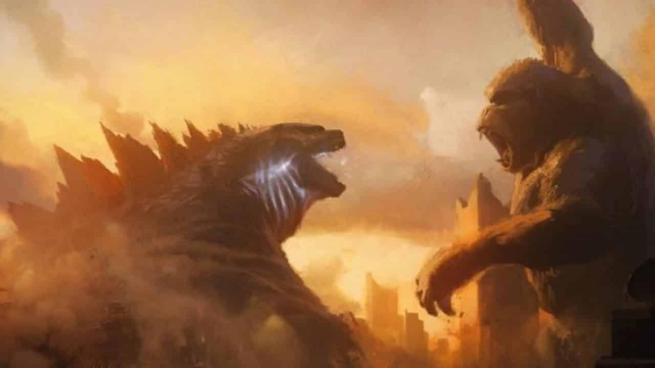 Godzilla vs Kong australia, cinematographe.it