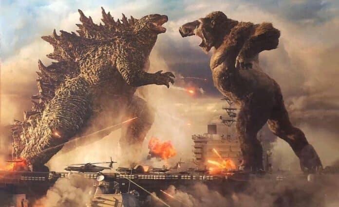 Godzilla vs Kong - cinematographe.it