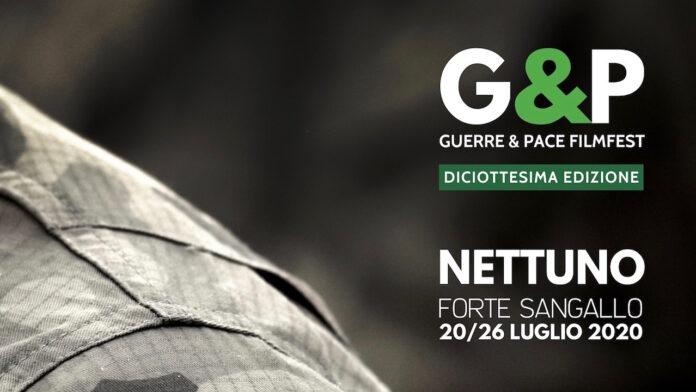 Guerre & Pace FilmFest 2020 - cinematographe.it
