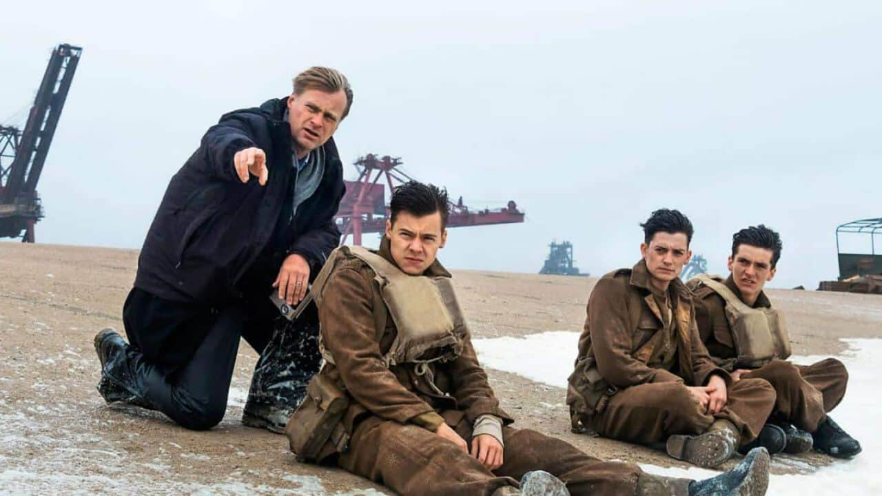 Christopher Nolan- Dunkirk, cinematographe.it