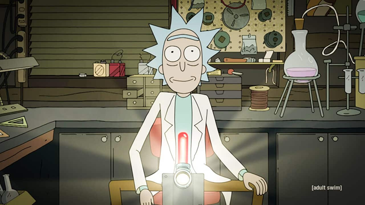 Rick Sanchez cinematographe.it