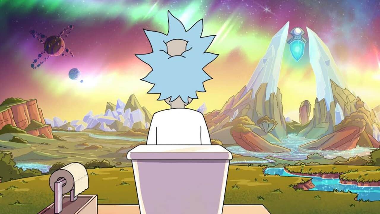 Rick and Morty stagione 4, cinematographe.it