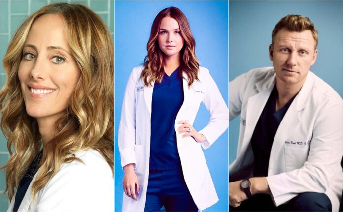 Grey's Anatomy - Cinematographe.it