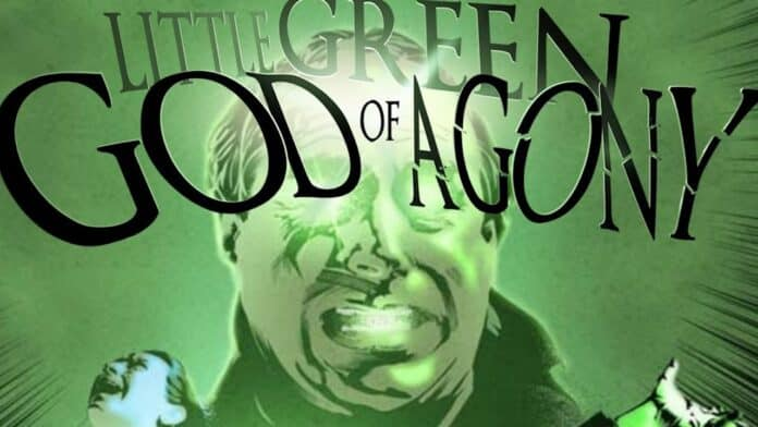 Il piccolo dio verde del dolore, Cinematographe.it