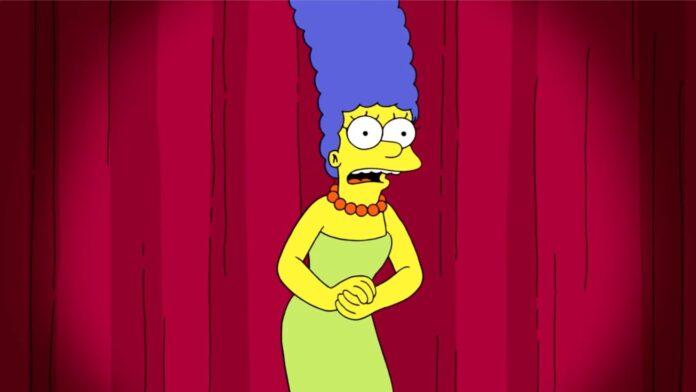 Marge Simpson Trump - Cinematographe.it
