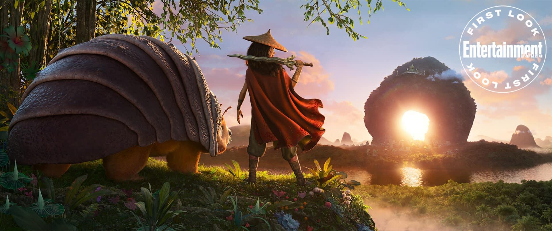 Raya e l'ultimo drago cinematographe.it
