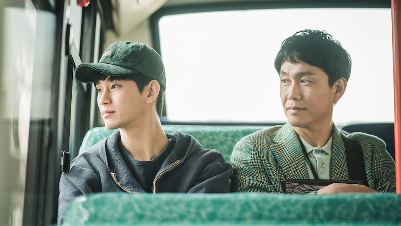It's okay not to be okay Cinematographe.it Sang-tae