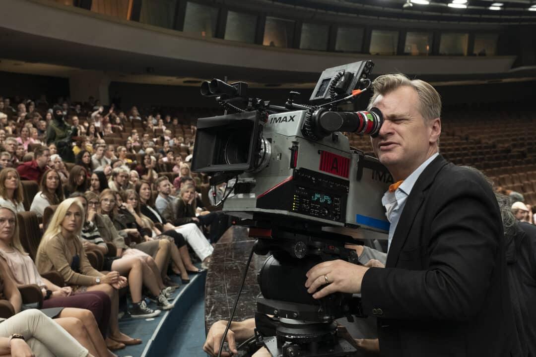 Christopher Nolan, cinematographe.it