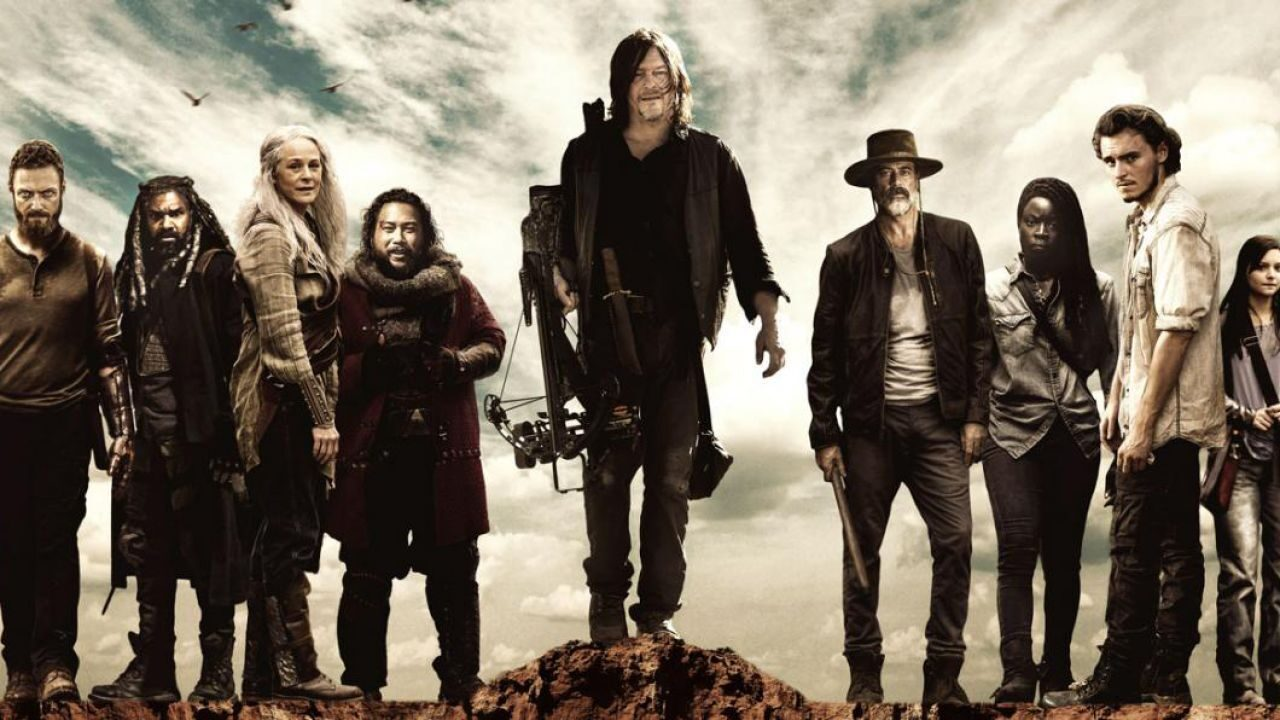 The Walking Dead; cinematographe.it