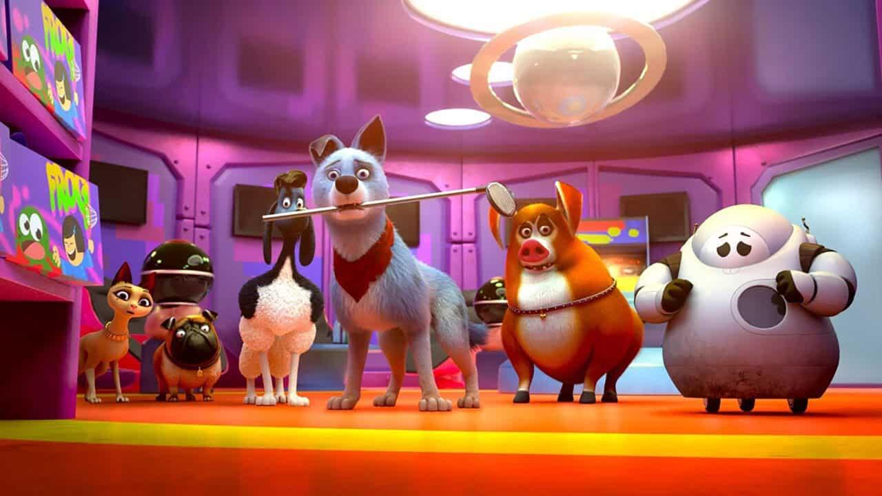 Pets United, cinematographe.it