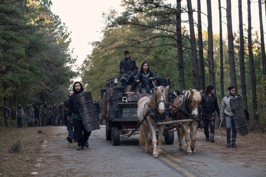 The Walking Dead cinematographe.it