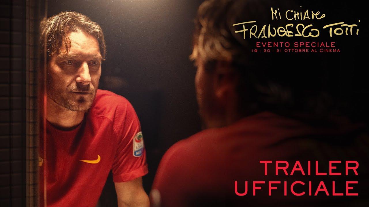 Mi chiamo Francesco Totti: ecco il trailer del docufilm