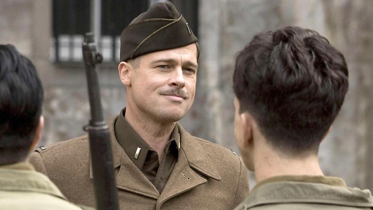 Brad Pitt - Quentin Tarantino - cinematographe.it