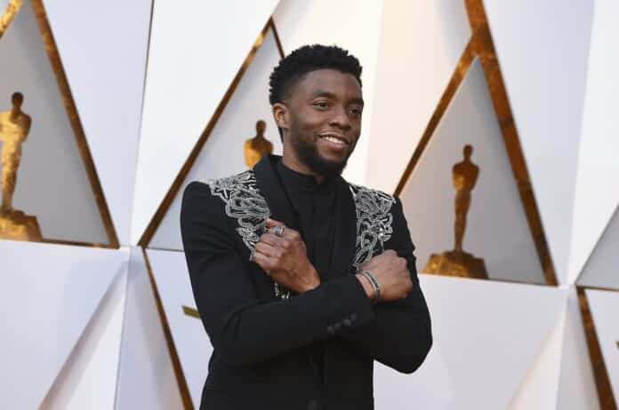 Chadwick Boseman Cinematographe.it