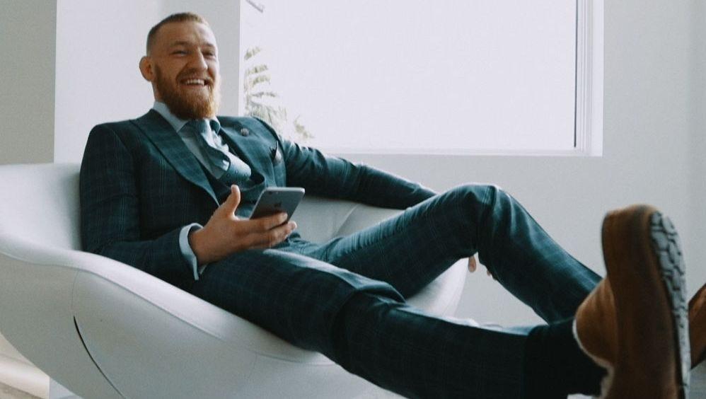 Conor McGregor: Notorius cinematographe.it