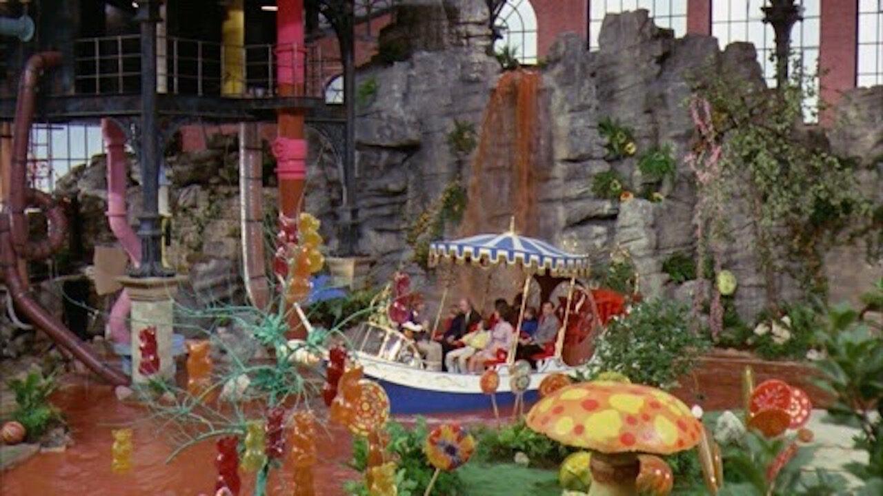 Film - Willy Wonka e la fabbrica di cioccolato - cinematographe.it