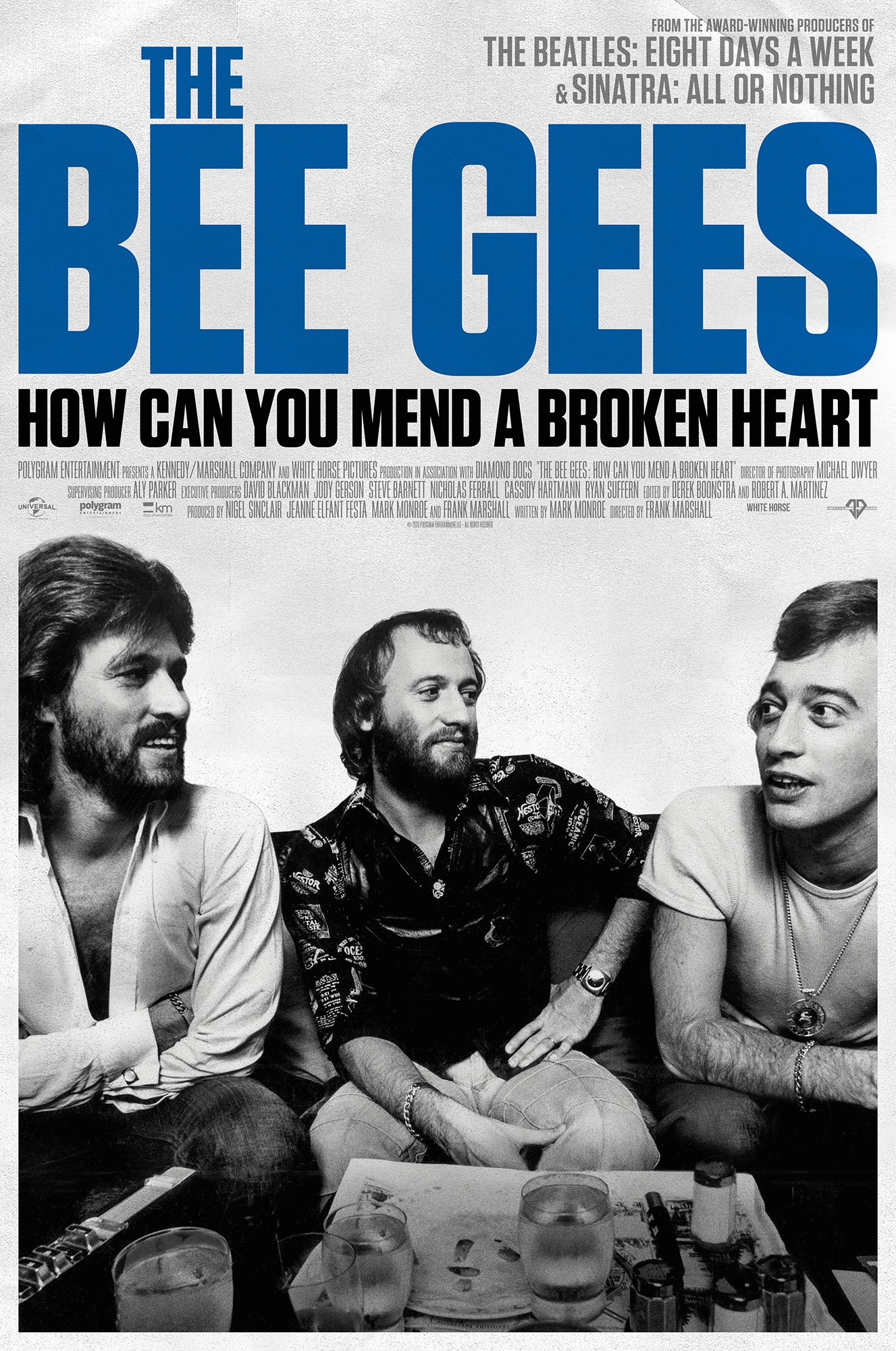 The Bee Gees: how can you mend a broken heart, Cinematographe.it