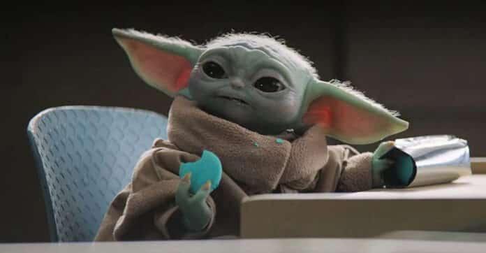 Baby Yoda, Star Wars The Mandalorian, cinematographe.it