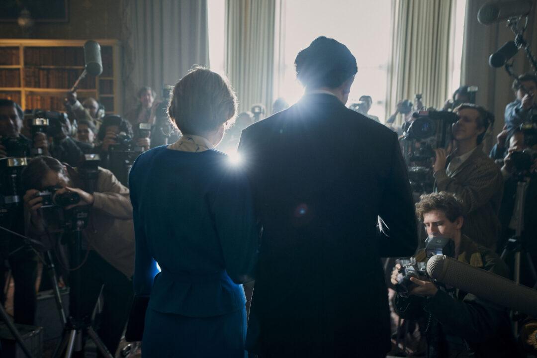 The Crown cinematographe.it
