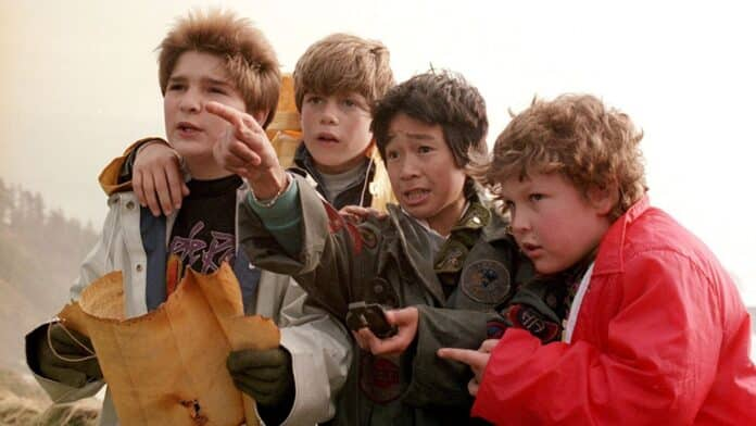 i goonies, cinematographe.it