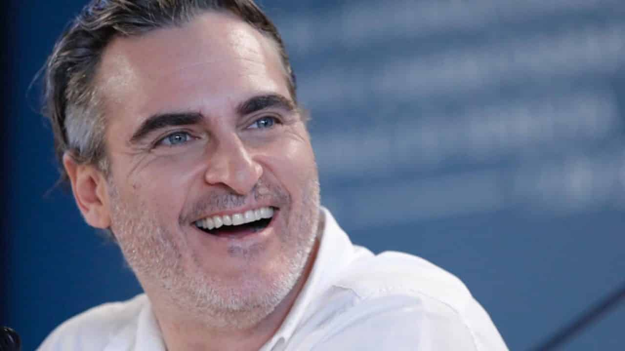 Joaquin Phoenix; cinematographe.it
