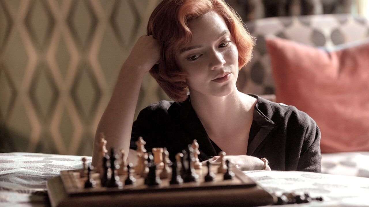 la regina degli scacchi, cinematographe.it
