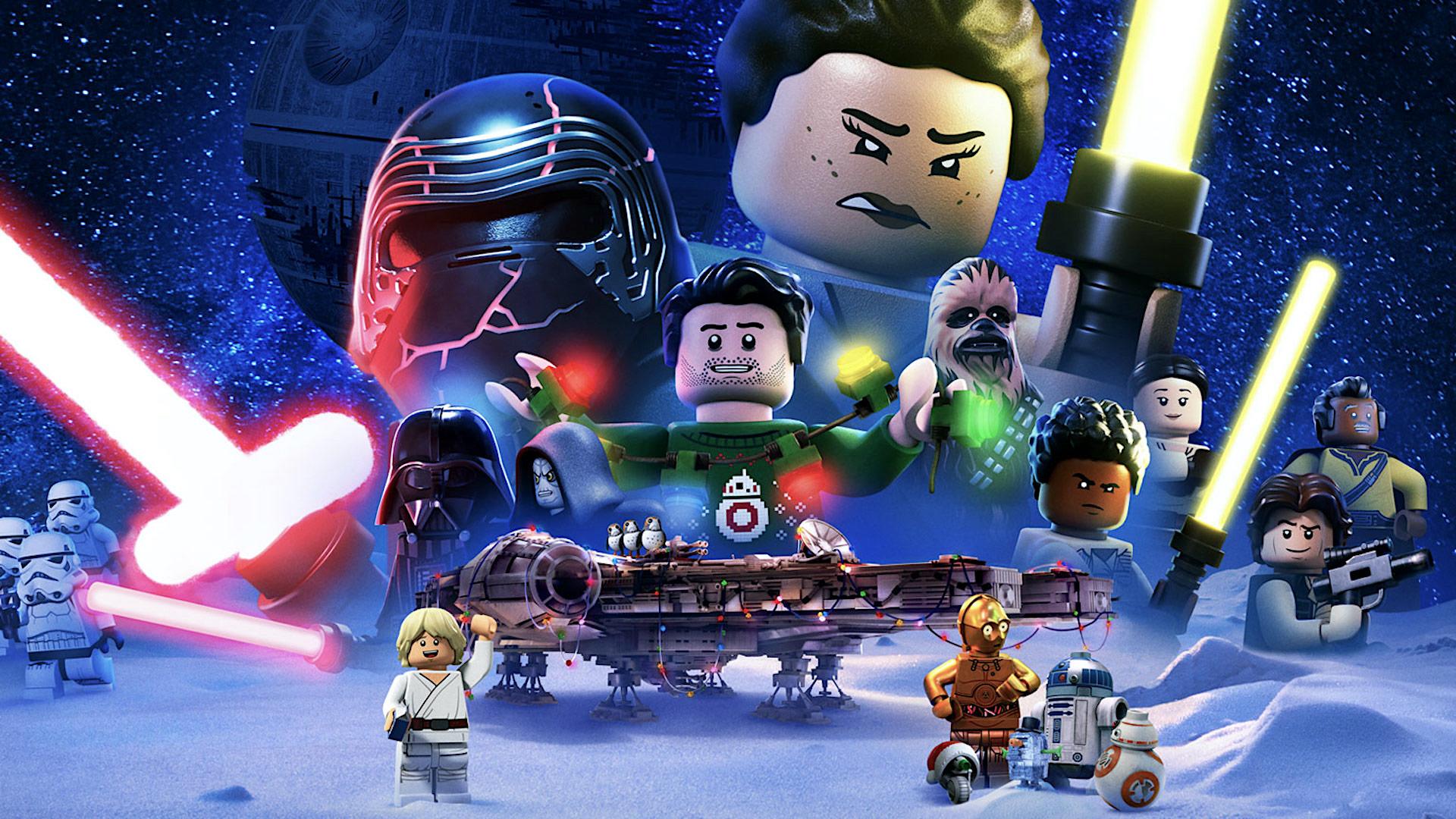 Lego Star Wars film