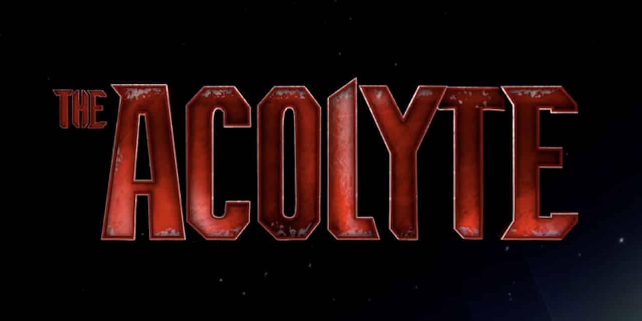 Logo The Acolyte