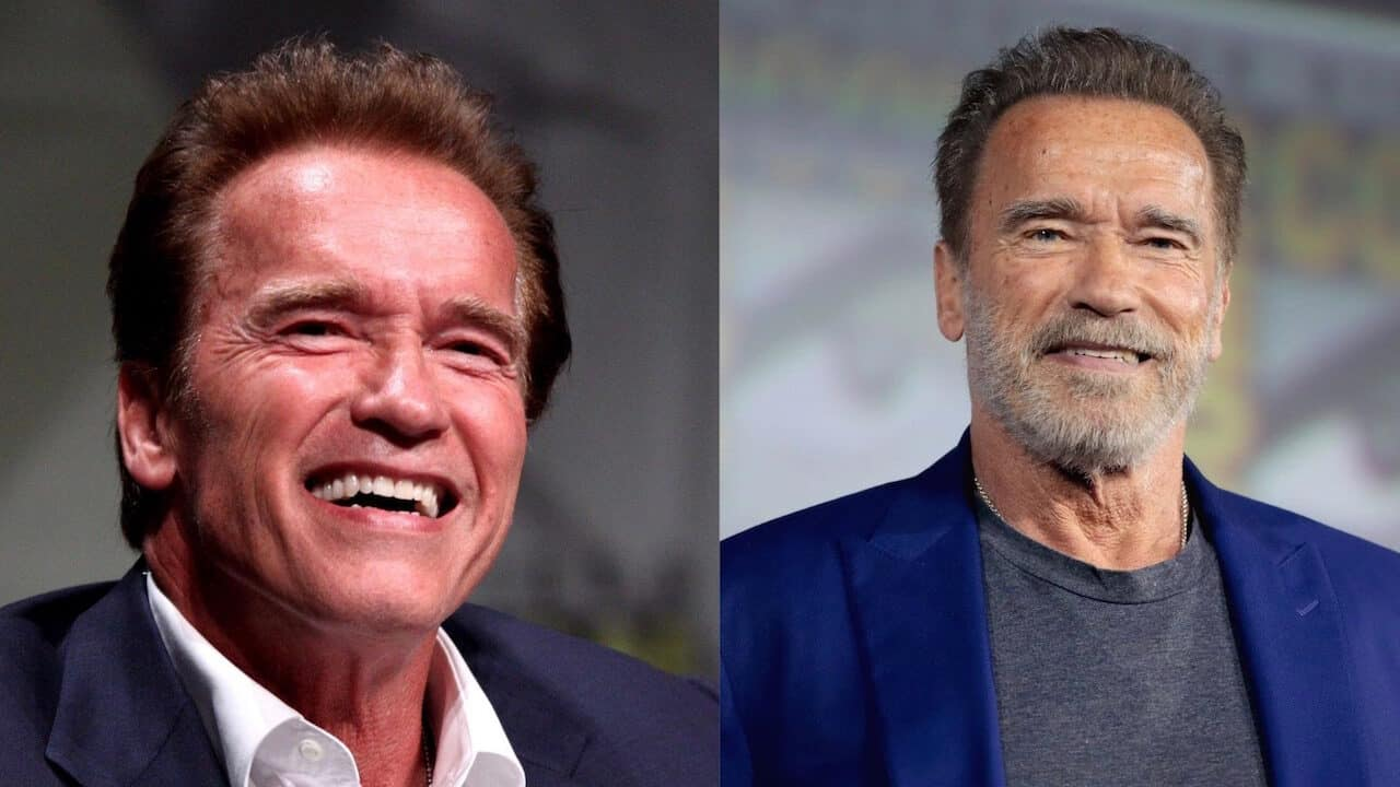 Arnold Schwarzenegger - cinematographe.it