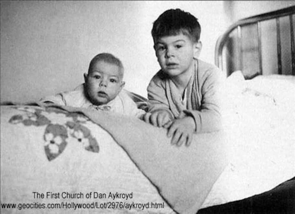 Bambino Aykroyd Dan