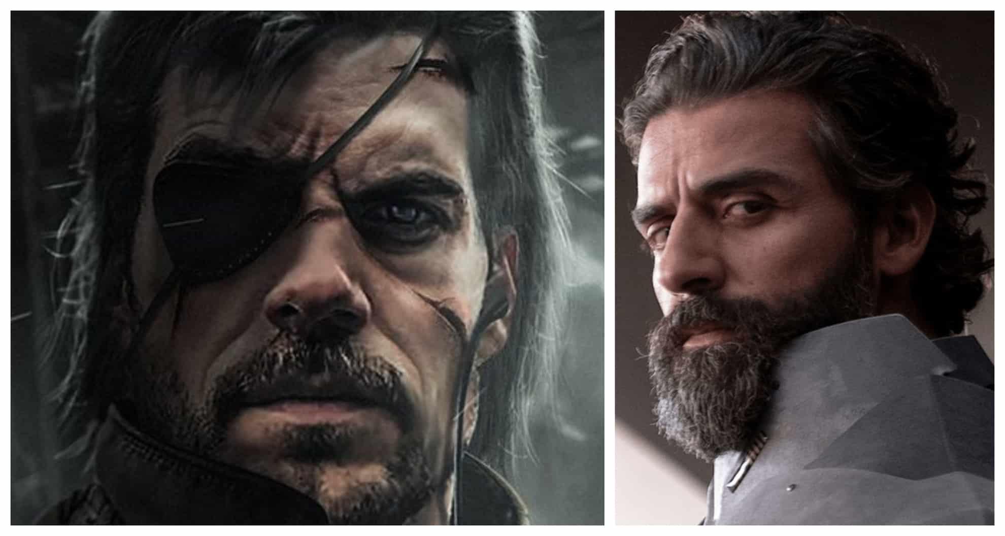 Metal Gear Solid – svelato il ruolo di Oscar Isaac: curiosi?