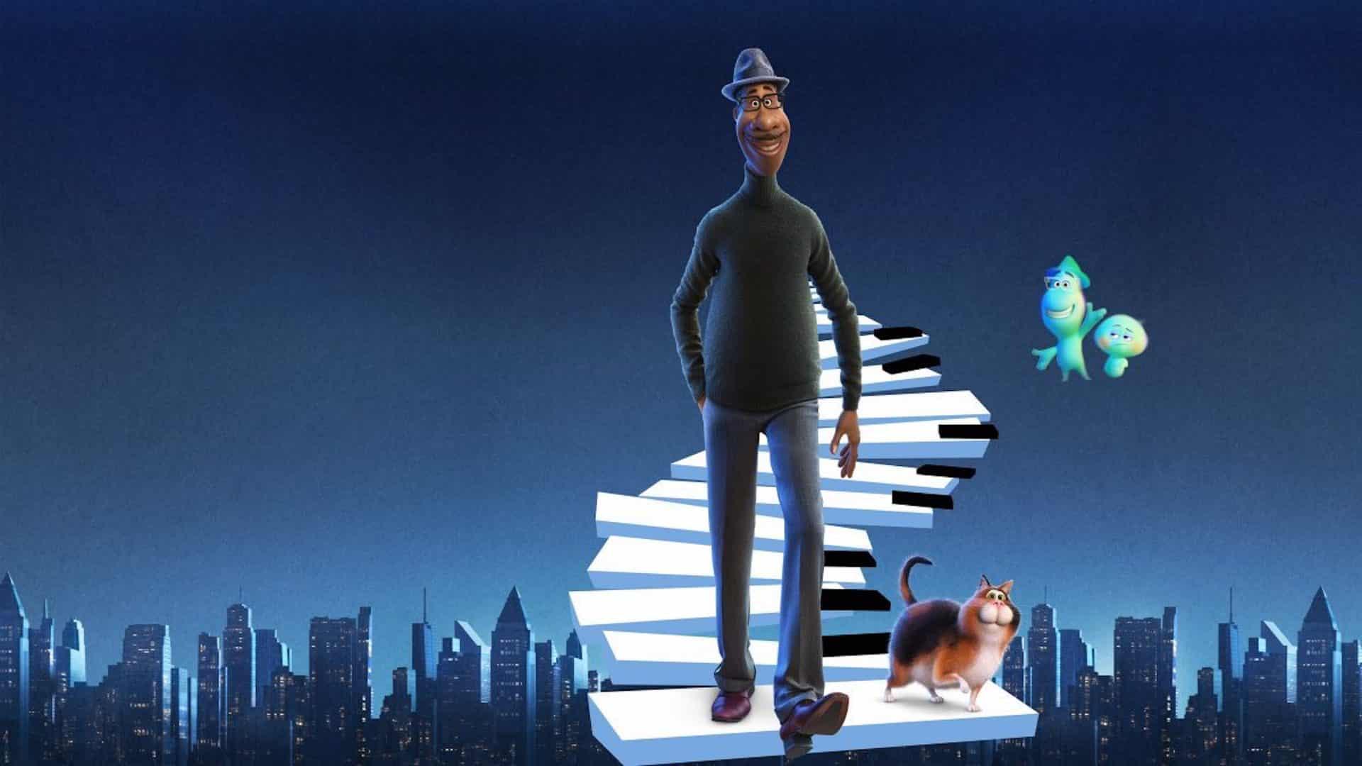 Soul, Coco e Inside Out: emozioni e riflessioni nei grandi film Pixar