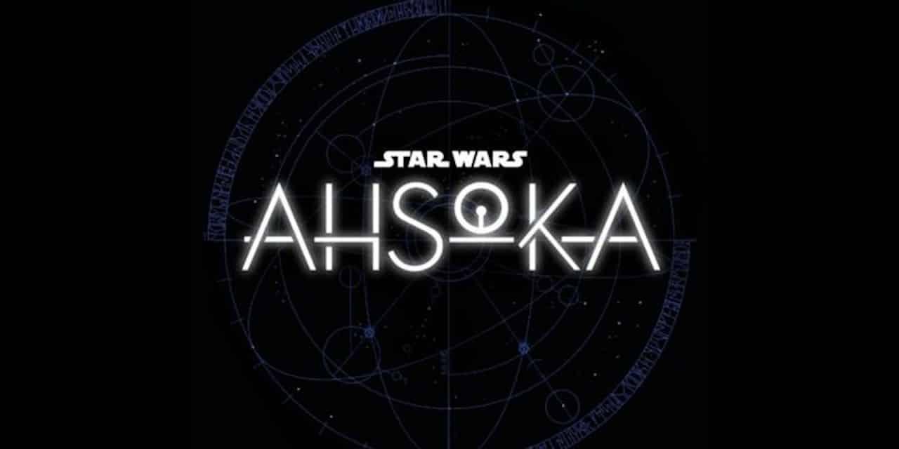 Logo Star Wars Ahsoka