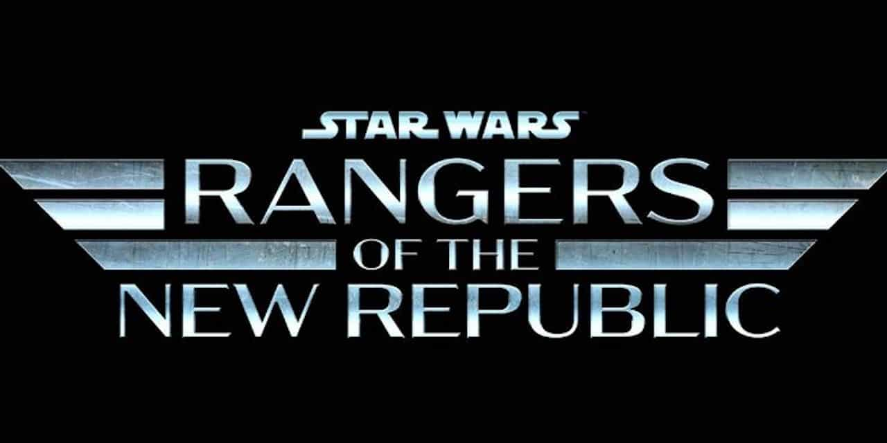 Logo Star Wars Rangers of The New Republic