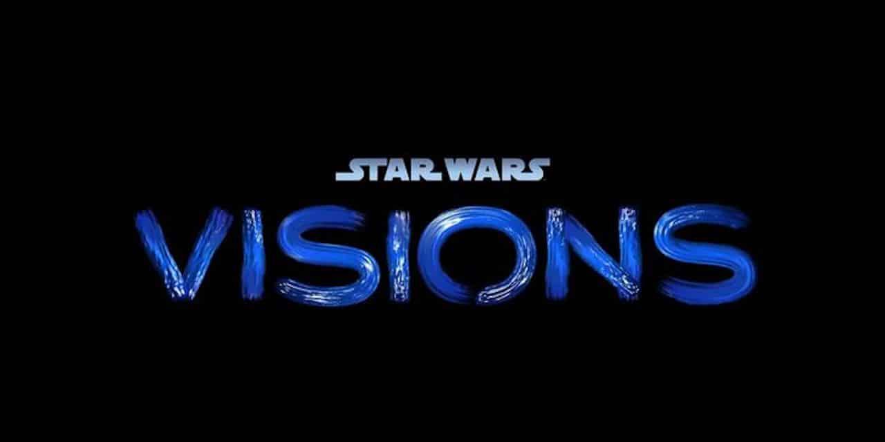 Logo Star Wars Visions