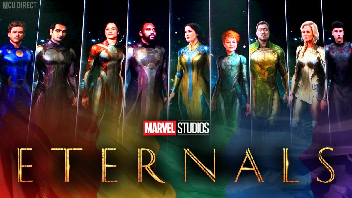 Eternals, cinematographe.it