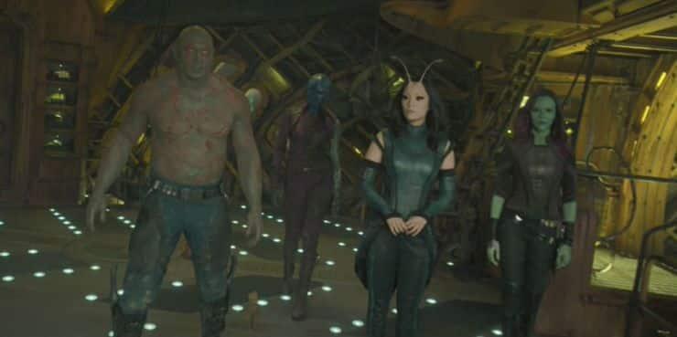 Guardiani della Galassia cinematographe.it