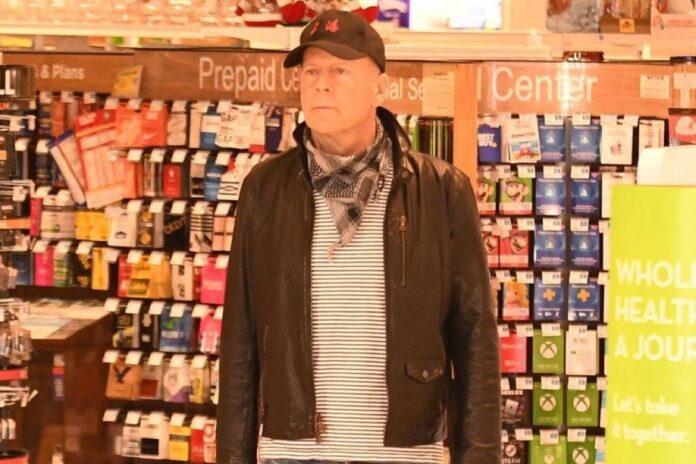 Bruce Willis, cinematographe.it